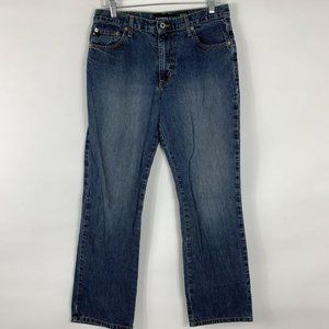 Express Jeans Women's Size 9/10 Bootcut Mid Rise